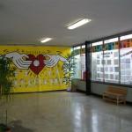 """Scuola sec. di 1° grado """"Umberto Saba"""" Via del Volga, 3 Milano"""